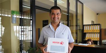 Formação Técnica e Comercial Xerox