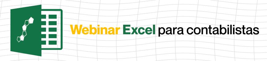 Webinar Excel para Contabilistas